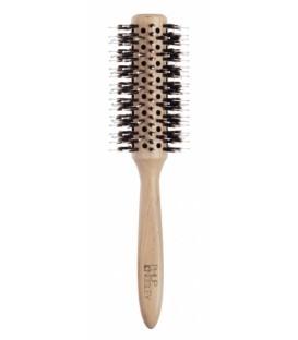 Массажная щетка для волос из натуральной щетины Radial Brush