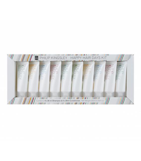 Набор шампуней и кондиционеров для волос - Happy Hair Days Kit набор Дни счастливых волос