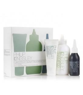 Набор средств для лечения перхоти и зуда головы Flaky Itchy Kit