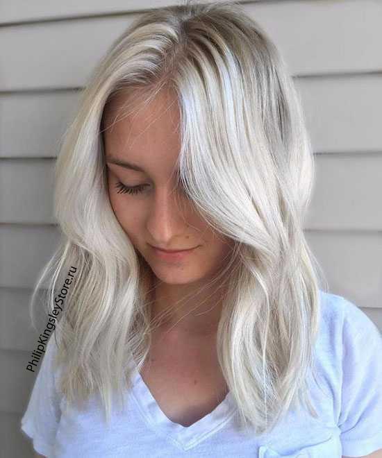 шампунь для блондинок